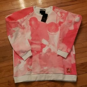 NWT - Air Jordan Legacy Fleece Crew Sweatshirt